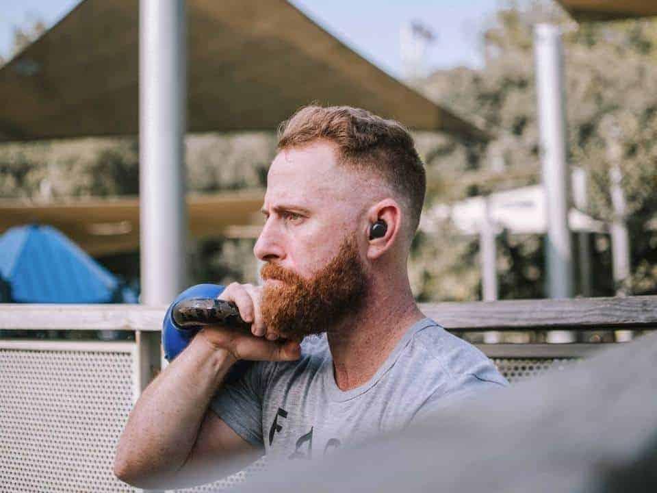 אוזניות ספורט FlyBuds 3
