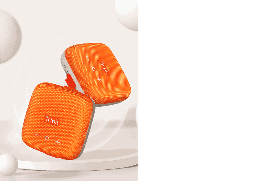 Orange StormBox Micro