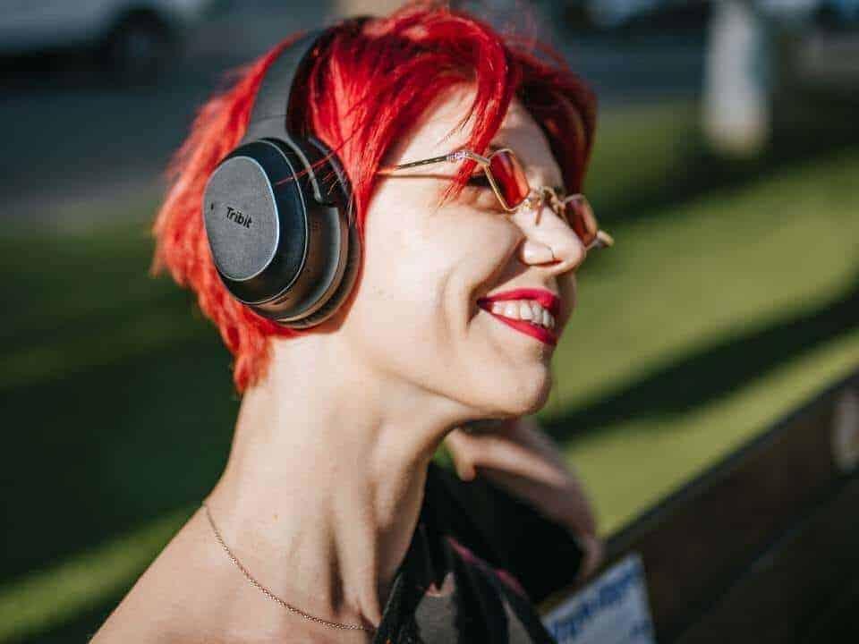 QuietPlus 72 headphones